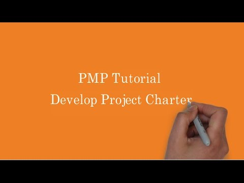 11. PMP | Develop Project Charter| ITTO | What is project charter | Input,tools,techniques,Output