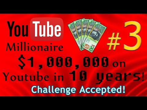 YouTube Millionaire Episode 3 - Three New Channels!