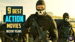 Top 9 best action movies in recent years