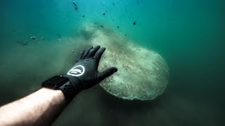 Swimming With Largest Freshwater Mammal In the WORLD!! (wild)