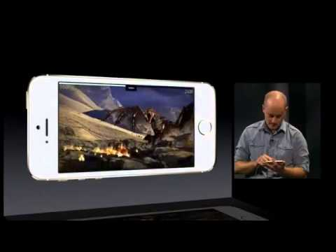 Apple September 2013 Keynote (FULL Event) - iPhone 5S & iPhone 5C Event