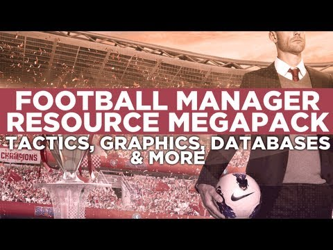 Football Manager Resources Megapack Download   Football Manager 2013