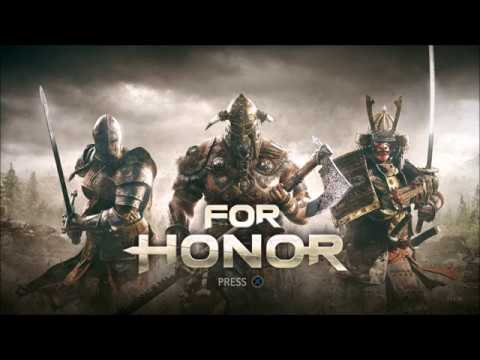 For Honor Kensei Gameplay PS4