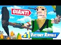 GIANT DEATHRUN INSIDE DEFAULT SKIN Fortnite