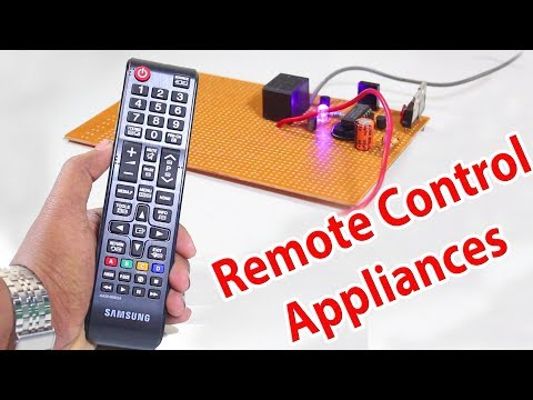 How To On/Off Room Light With TV Remote Very Easy Way