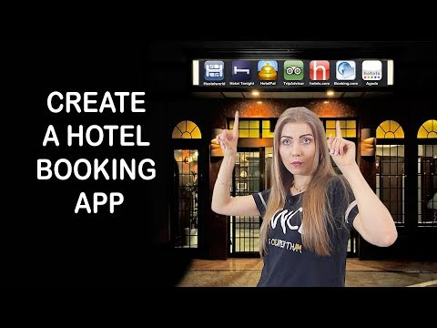 How to Create a Hotel Booking App?