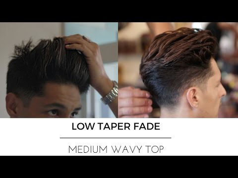 THE BEST Low Taper High Volume Fade | Men's Hair Trends 2017