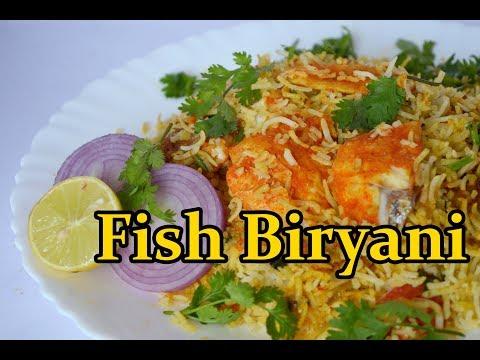 Fish Biryani | மீன் பிரியாணி |   Meen Biriyani | Yummy Biryani Recipe