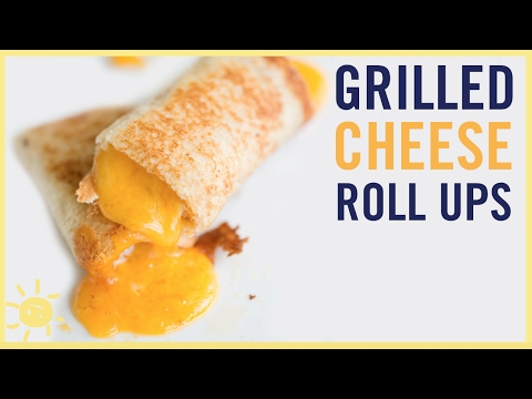 EAT | Grilled Cheese Rollups + Homemade Ranch