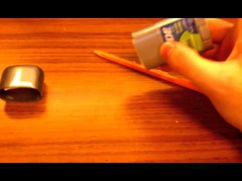 Deodorant Pencil