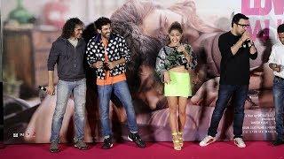 Sara Ali Khan's NON-STOP Comedy 🤣🤣🤣At Love Aaj Kal Official Trailer | Kartik Cant Stop Laughing