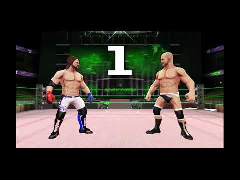 WWE Mayhem restarting part 4