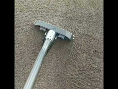Devastator wand in action, BEST carpet cleaning wand I've ever used.