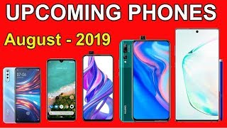 10 Upcoming Smartphones In July 2019 | Upcoming Mobile Phones in