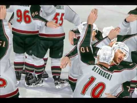 NHL 2004 - Minnesota Wild wins the Stanley Cup
