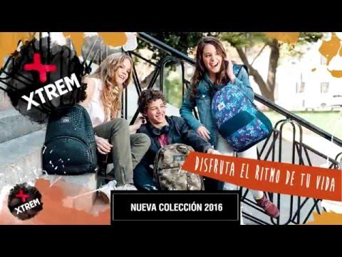 Nueva Colección de Mochilas Xtrem 2016