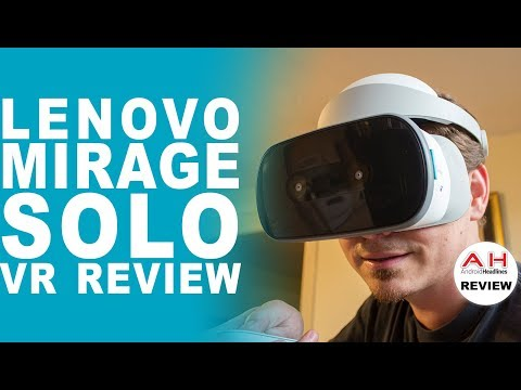 Lenovo Mirage Solo Review - Good, Standalone Roomscale VR?