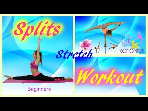 How to get your Splits Fast Beginners