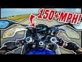 UNLOCKED! Riding my 2020 BMW S1000RR M with NO LIMITS!