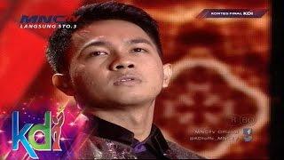 "Yogie "" Fatwa Pujangga "" Bukittinggi - Kontes Final KDI 2015 (5/5)"