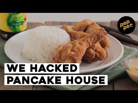 Food Hack: Pancake House Fried Chicken