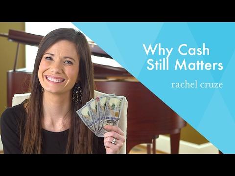 Why Cash Still Matters - 4 Main Benefits