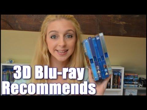 Best 3D Animated Blu-rays!