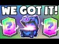 BEST LEGENDARY BUG EVER IN CLASH ROYALE