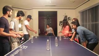 Flip The Bottle CHALLENGE with HKCD Team! - DhoomBros