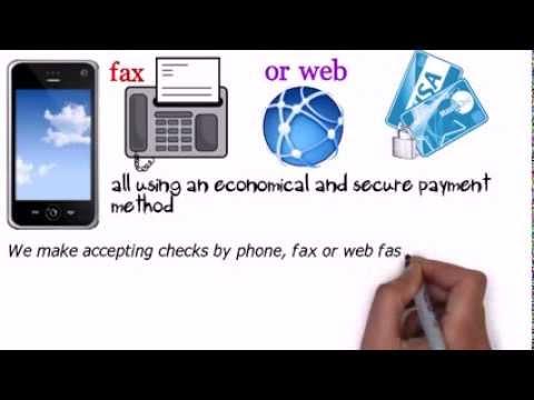 Accept Check by Internet | E Check Direct - Efficient Way to Accept Check by Internet
