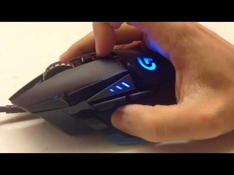 Logitech G502 PROTEUS CORE gaming mouse [Review]