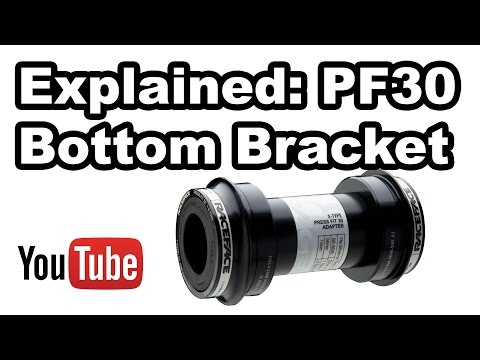 PF30 Bottom Bracket Explained, Creaking, Pros, Cons and Fitting Shimano Cranks