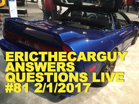 ETCG Answers Questions Live #81 (AMA) 2/1/2017