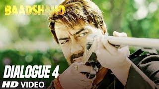 Sharam Or Main Ek Sentence Me To Nahi Aate Hai Madam : Baadshaho (Dialogue Promo 4)