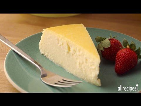 How to Make Italian Cream Cheese and Ricotta Cheesecake | Dessert Recipes | Allrecipes.com
