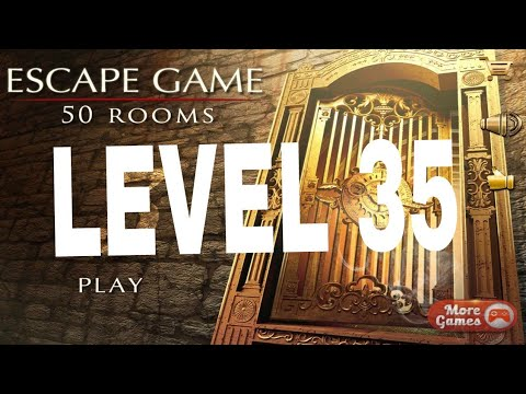 Can You Escape The 50 Rooms 2 - Level 35