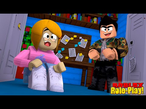 Roblox Roleplay - Baby Alive Neighborhood Bully At School