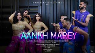 Aankh Mare O Ladki Aankh Mare - Simmba | Ranveer Singh | Sara Ali Khan | Neha Kakkar | Choreography
