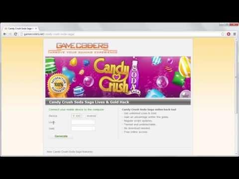 Candy Crush Soda Saga cheats