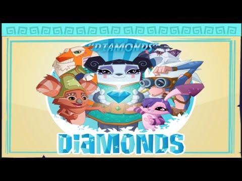 Animal Jam- How To Get 500 Free Diamonds