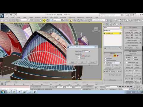 3Ds Max Tutorial 5
