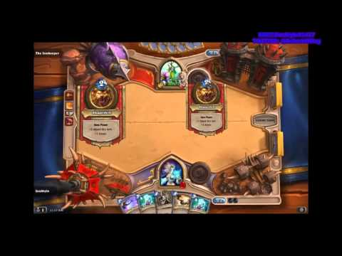HEARTHSTONE: Practice Mode Mage Deck