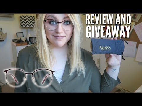 FIRMOO GLASSES REVIEW & FREE GIVEAWAY [CLOSED] - May 2-9, 2016 - usaaffamily vlog