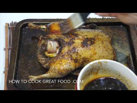 How to Roast a Duck - Chinese Asian Recipe
