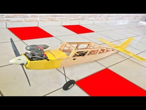 Long Range FPV RC Plane build PART [ 001 ] Cleaning