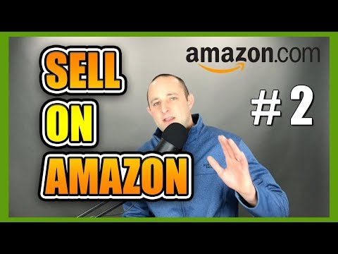 Amazon Seller Central Account Setup (Part 2 of Learning FBA Series)
