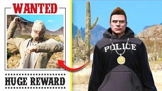 I FOUND THIS SERIAL KILLER!! (GTA 5 Mods)