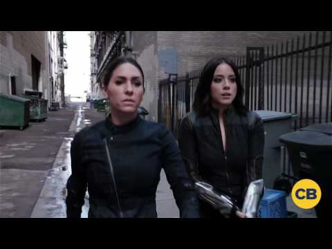 The Cast Talks Agents of SHIELD Season 4B
