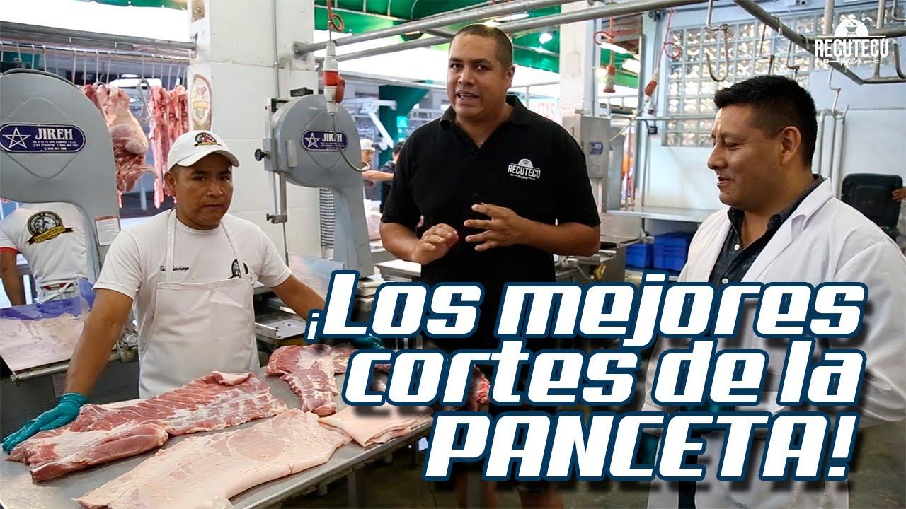 Panceta de cerdo |  Conoce los cortes tradicionales parrilleros.