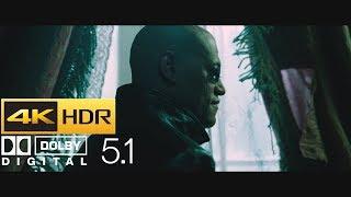 The Matrix - Neo Meets Morpheus (HDR - 4K - 5.1)